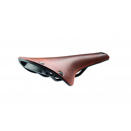 Brooks Cambium C17, all weather, orange