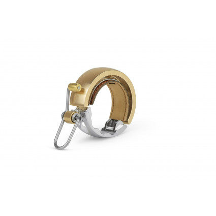 Knog Oi Luxe, large, brass