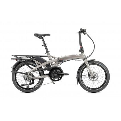 tern Vektron Q9 2021, silver/ silver