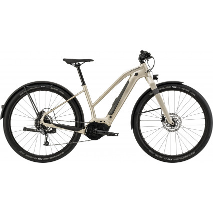Cannondale Canvas Neo 2 Remixte 2021, Champagne
