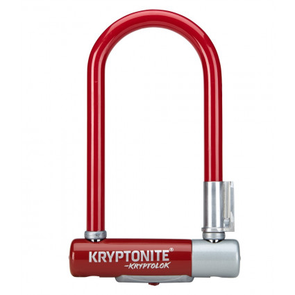 Kryptonite KryptoLok 2 Mini7 (8,2x17,8), Merlot
