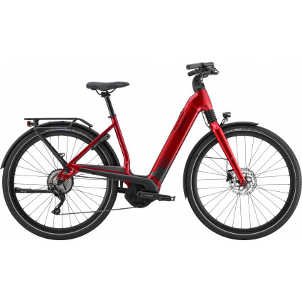 Cannondale Mavaro Neo 5, Candy red