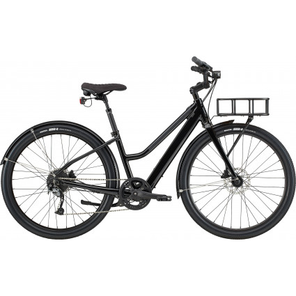 Cannondale Treadwell Neo EQ Remixte 2021, Black