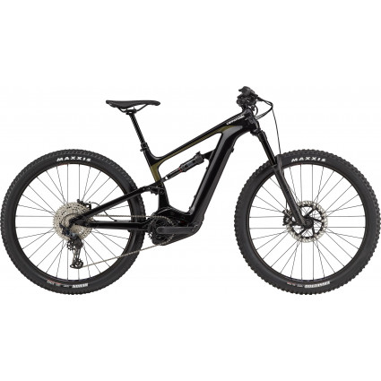Cannondale Habit Neo 3 2021, Black