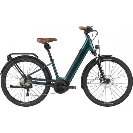 Cannondale Adventure Neo 1 EQ, Emerald