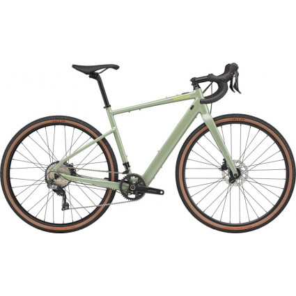 Cannondale Topstone Neo SL 1, Agave