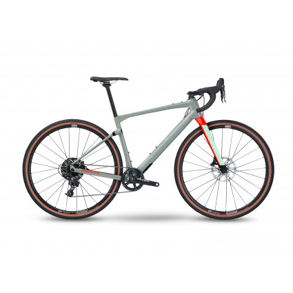 BMC URS ONE VAR1 2022, spackle red green